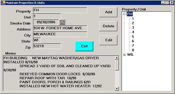 skyline property management software manual